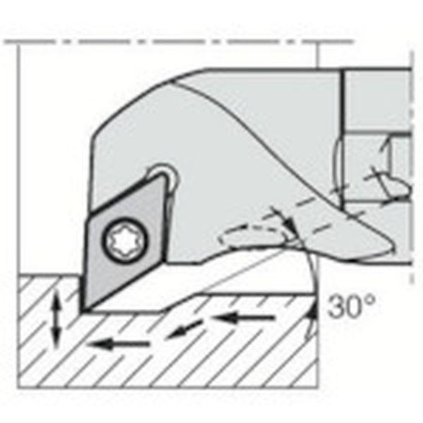 【メーカー在庫あり】 A16QSDUCR0720AE 京セラ(株) 京セラ 内径加工用ホルダ A16Q-SDUCR07-20AE JP店