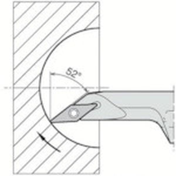 【メーカー在庫あり】 A25SSVJBL1130AE 京セラ(株) 京セラ 内径加工用ホルダ A25S-SVJBL11-30AE JP店