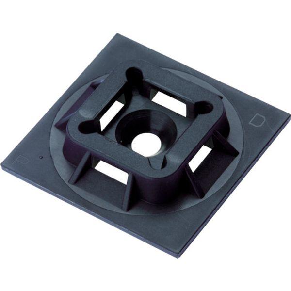 【メーカー在庫あり】 ABM1MATM0 パンドウイットコーポレーション パンドウイット マウントベース アクリル系粘着テープ付き 耐候性黒 ABM1M-AT-M0 JP店