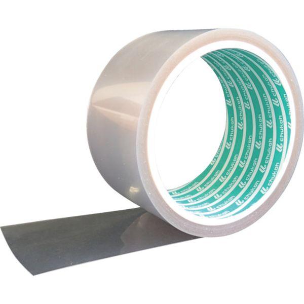 【メーカー在庫あり】 AFA113A10X50 中興化成工業(株) チューコーフロー フッ素樹脂粘着テープ(透明タイプ) AFA113A-10X50 JP店