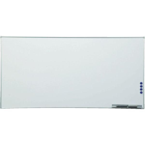 【メーカー在庫あり】 AWB918 アイリスオーヤマ(株) IRIS アルミホワイトボード 1800×900×21 AWB-918 JP店
