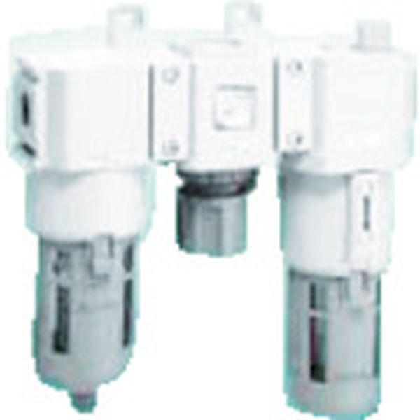 【メーカー在庫あり】 CKD(株) CKD F.R.Lコンビネーション白色シリーズ C6500-25-W-F JP