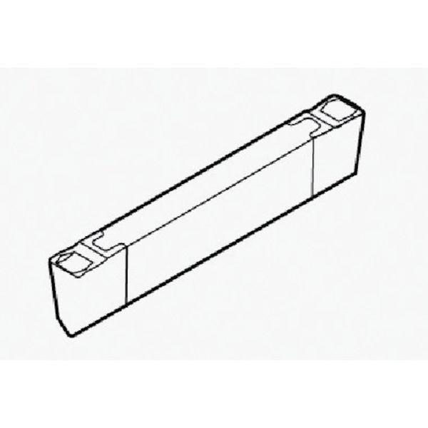 【メーカー在庫あり】 (株)タンガロイ タンガロイ 旋削用溝入れTACチップ 超硬 5個入り CGD800 JP