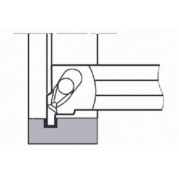 【メーカー在庫あり】 (株)タンガロイ タンガロイ 内径用TACバイト CGXR0020 JP