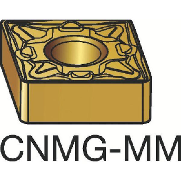 【メーカー在庫あり】 CNMG160616MM サンドビック(株) サンドビック T-Max P 旋削用ネガ・チップ 2035 10個入り CNMG 16 06 16-MM JP