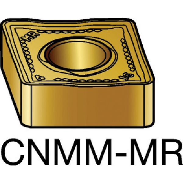 【メーカー在庫あり】 サンドビック(株) サンドビック T-Max P 旋削用ネガ・チップ 2025 10個入り CNMM 16 06 12-MR JP
