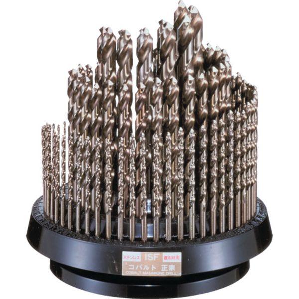 【メーカー在庫あり】 COD100RS (株)イシハシ精工 IS コバルト正宗ドリル 100本組セット COD-100RS JP店