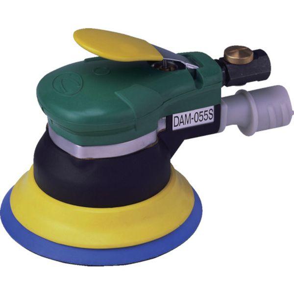【メーカー在庫あり】 (株)空研 空研 吸塵式デュアルアクションサンダー(糊付) DAM-055SA JP