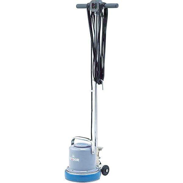 【メーカー在庫あり】 山崎産業(株) コンドル (床洗浄機器)ポリシャー CP-8型(階段用) E-1-1 JP