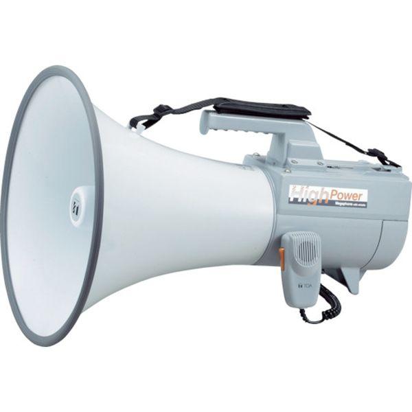 【メーカー在庫あり】 TOA(株) TOA ショルダーメガホン30Wホイッスル付 ER-2130W JP