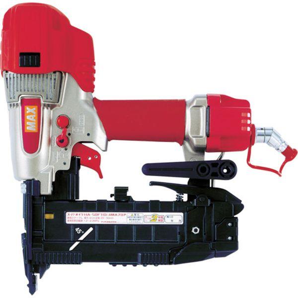 【メーカー在庫あり】 マックス(株) MAX ステープル用釘打機スーパーネイラ HA-50F1(D)/4MAフロア HA-50F1D/4MA F JP