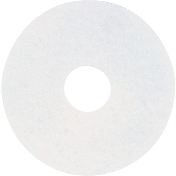 【メーカー在庫あり】 アマノ(株) アマノ フロアパッド17 白 5枚入り HAL700900 JP