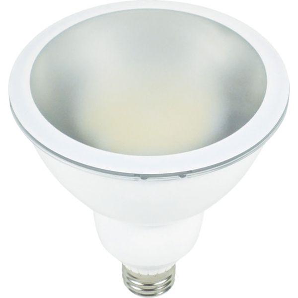【メーカー在庫あり】 日動工業(株) 日動 LED交換球 ハイスペックエコビック14W E26 電球色 本体白 L14W-E26-W-30K-N JP