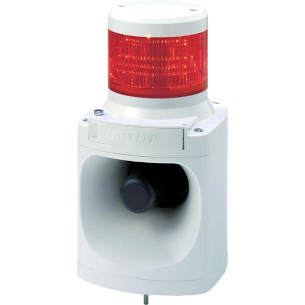 【メーカー在庫あり】 (株)パトライト パトライト LED積層信号灯付き電子音報知器 LKEH102FAR JP