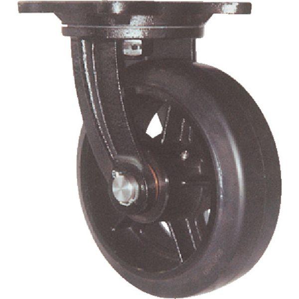 【メーカー在庫あり】 (株)ヨドノ ヨドノ 鋳物重量用キャスター MHA-MG200X75 JP
