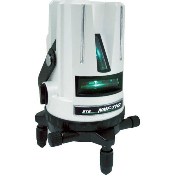【メーカー在庫あり】 STS(株) STS グリーンレーザー墨出器 NMF-11G NMF-11G JP