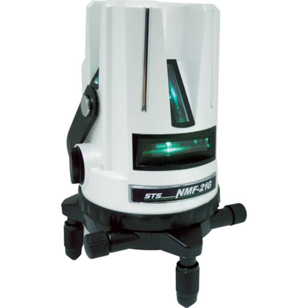 【メーカー在庫あり】 STS(株) STS グリーンレーザ墨出器 NMF-21G NMF-21G JP