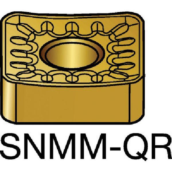 【メーカー在庫あり】 SNMM190612QR サンドビック(株) サンドビック T-Max P 旋削用ネガ・チップ 235 10個入り SNMM 19 06 12-QR JP