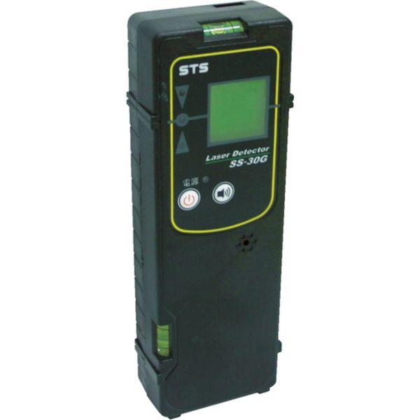 【メーカー在庫あり】 STS(株) STS 受光器(グリーンレーザ墨出器専用)SSー30G SS-30G JP