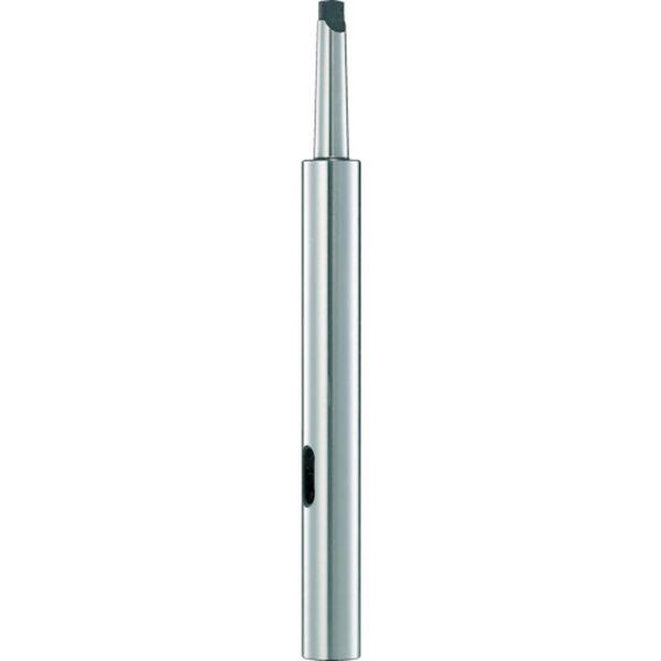 【メーカー在庫あり】 トラスコ中山(株) TRUSCO ドリルソケット焼入研磨品 ロング MT2XMT3 首下250mm TDCL-23-250 JP
