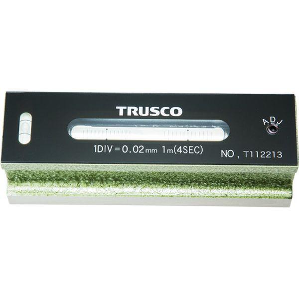 【メーカー在庫あり】 TFLB1502 トラスコ中山(株) TRUSCO 平形精密水準器 B級 寸法150 感度0.02 TFL-B1502 JP店