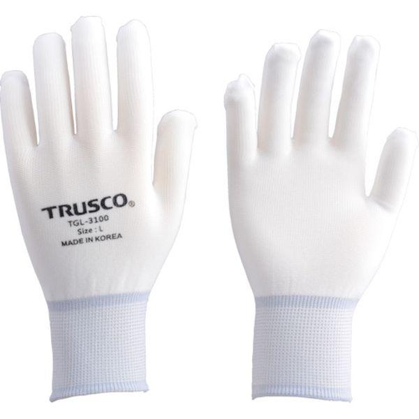 メーカー在庫あり 本物 TGL310010PL トラスコ中山 株 TRUSCO TGL-3100-10P-L ナイロンインナー手袋 10双入 毎日続々入荷 JP店 L