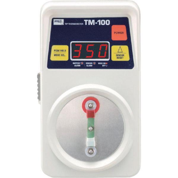 【メーカー在庫あり】 TM100 太洋電機産業(株) グット こて先温度計 TM-100 JP