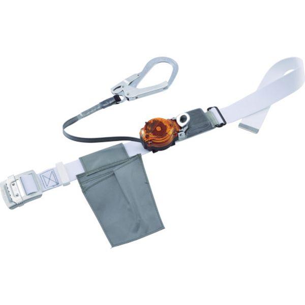 【メーカー在庫あり】 藤井電工(株) ツヨロン なでしこ安全帯 2WAYリトラ 白色 S寸 TRL-93-W-OR-S-BP JP