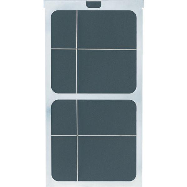 【メーカー在庫あり】 TS25NBF トラスコ中山(株) TRUSCO スポットエアコン用防塵フィルター 差し込み式 TS-25N-BF JP店