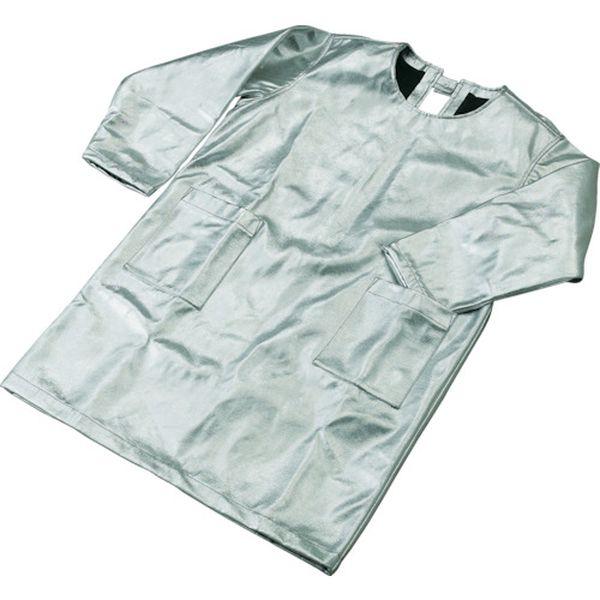 【メーカー在庫あり】 トラスコ中山(株) TRUSCO スーパープラチナ遮熱作業服 エプロン Lサイズ TSP-3L JP