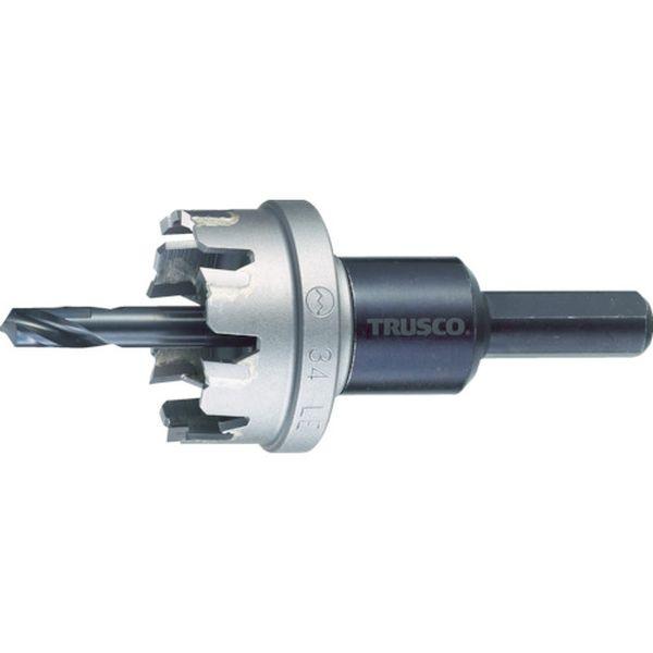 【メーカー在庫あり】 トラスコ中山(株) TRUSCO 超硬ステンレスホールカッター 79mm TTG79 JP店