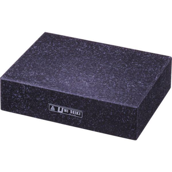 【メーカー在庫あり】 U12020 (株)ユニセイキ ユニ 石定盤(1級仕上)200x200x50mm U1-2020 JP店