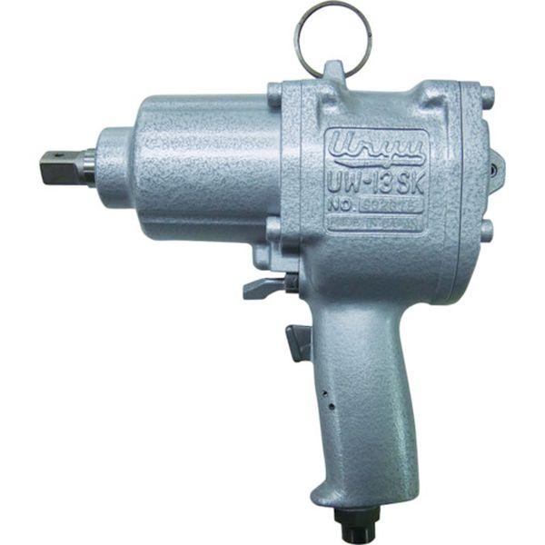 【メーカー在庫あり】 瓜生製作(株) 瓜生 インパクトレンチピストル型 UW-13SK JP