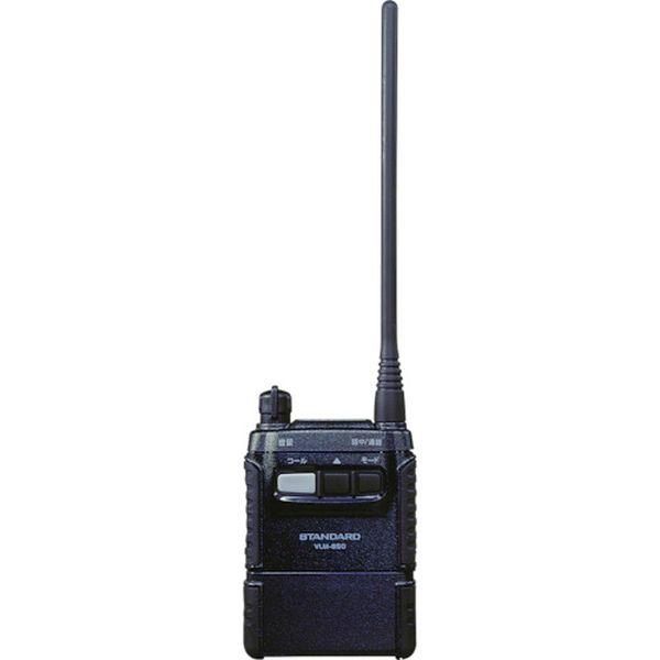 【メーカー在庫あり】 八重洲無線(株) スタンダード 同時通話片側通話両用トラ VLM-850A JP