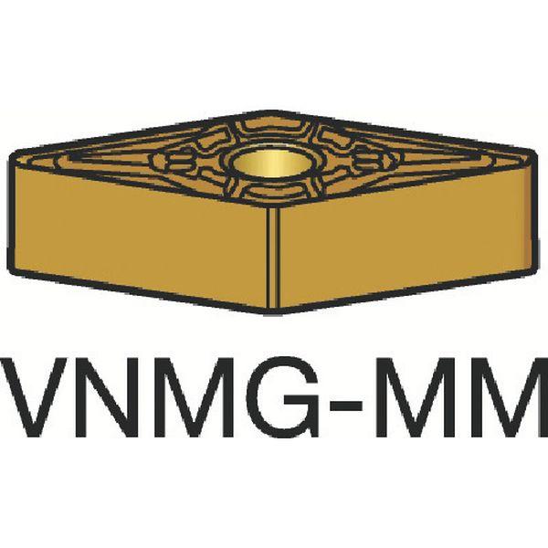 【メーカー在庫あり】 VNMG160408MM サンドビック(株) サンドビック T-Max P 旋削用ネガ・チップ 1125 10個入り VNMG 16 04 08-MM JP