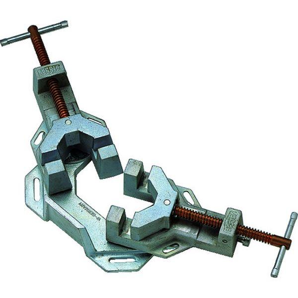 【メーカー在庫あり】 ベッセイ社 ベッセイ 溶接バイスセット WVS型 角度自由 WVS JP