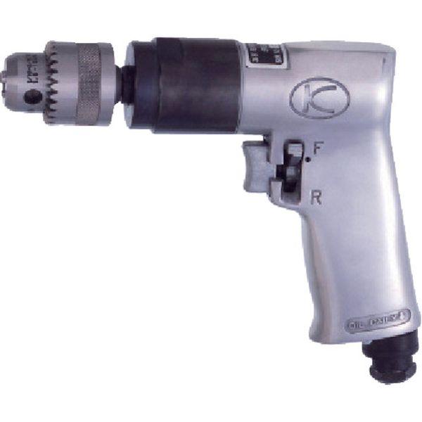 【メーカー在庫あり】 KDR901R (株)空研 空研 エアードリル(10mm能力・正逆回転タイプ) KDR-901R JP店