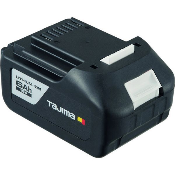 【メーカー在庫あり】 PTLB1860 (株)TJMデザイン タジマ 18V充電池6Ah PT-LB1860 JP店