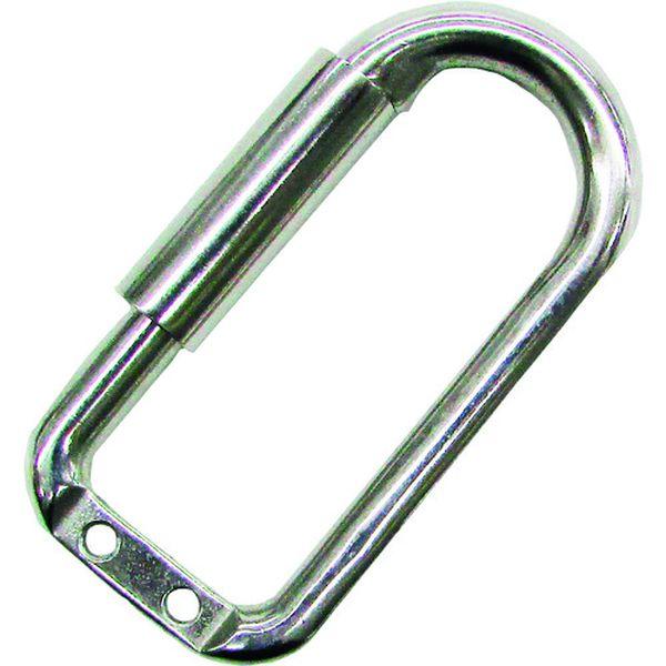 メーカー在庫あり ランキングTOP5 メーカー在庫限り品 水本 ステンレス クイックロックキャッチ ベルトタイプ B-2603 線径6mm JP店 1個入 長さ51.5mm