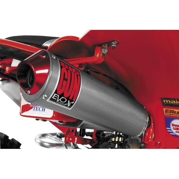 【USA在庫あり】 ビッグガン BIG GUN フルエキゾースト EVO-R 99年-14年 TRX400EX 620706 JP