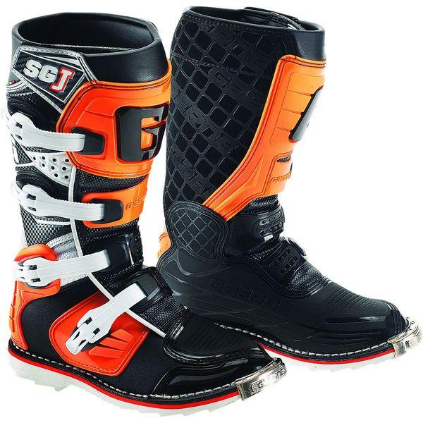 【USA在庫あり】 ガエルネ GAERNE Sg-J Boots Orange 3 480-09203 JP