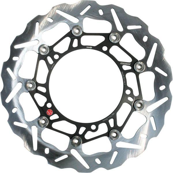 【USA在庫あり】 ブレーキング BRAKING Braking Rotor Wk Series Right 32-6776R JP