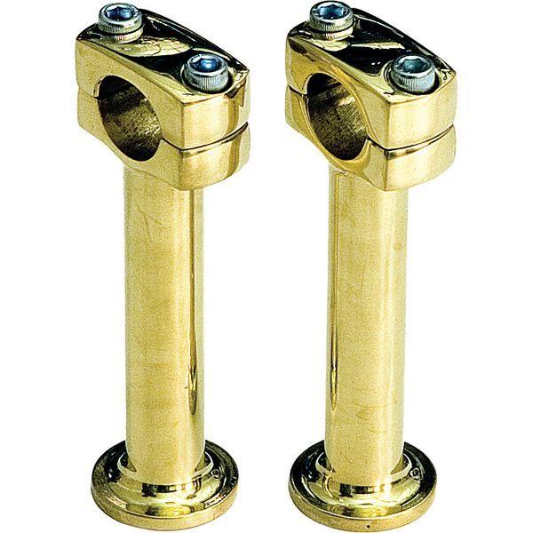 【USA在庫あり】 パウコ PAUGHCO Post Style Risers Brass 5