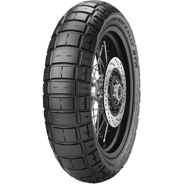 【USA在庫あり】 ピレリ PIRELLI Tire 150/70R18 Scorp Rally Str Scorpion Rally Str 871-7158 JP