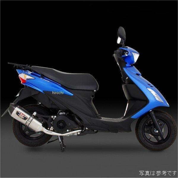 ヨシムラ R-77Sサイクロン カーボンエンド フルエキゾースト 09年-11年 ADDRESS V125G、ADDRESS V125S (SMC) 110-109-5120 JP店