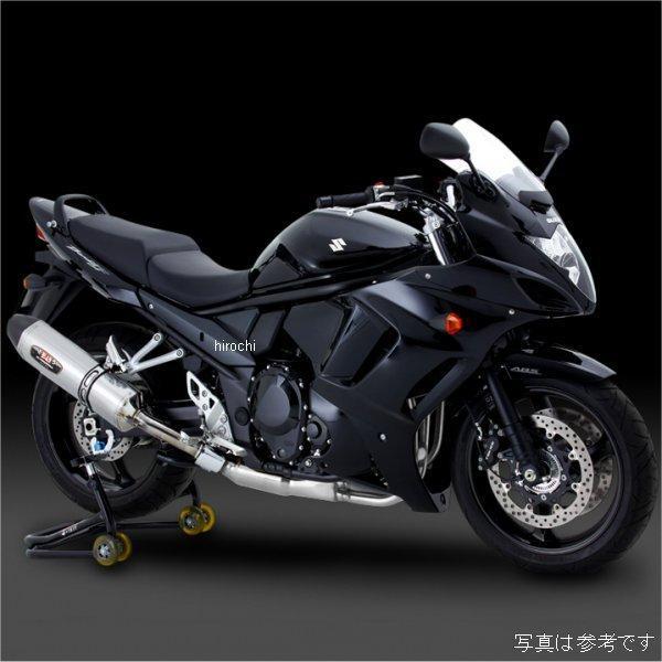 ヨシムラ R-77Jサイクロン EXPORT SPEC スリップオンマフラー 07年以降 BANDIT1250 ABS、BANDIT1250S ABS、BANDIT1250F ABS (SMS) 110-177-5V20 JP店