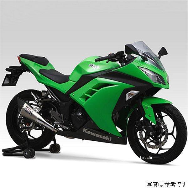 ヨシムラ R-11 サイクロン EXPORT SPEC スリップオンマフラー 13年以降 Ninja300 東南アジア仕様 (STB) 110-228-5E80B JP店