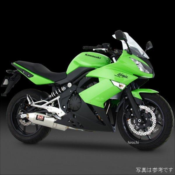ヨシムラ Oval-Coneサイクロン EXPORT SPEC スリップオンマフラー 11年-12年 Ninja400R、ER-4n (ST) 110-255-5P80 JP店