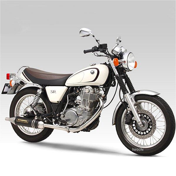 ヨシムラ パトリオット サイクロン スリップオンマフラー 10年以降 SR400 FI、03年-08年 SR400 キャブ車 (SM) 110-357-5T20 JP店