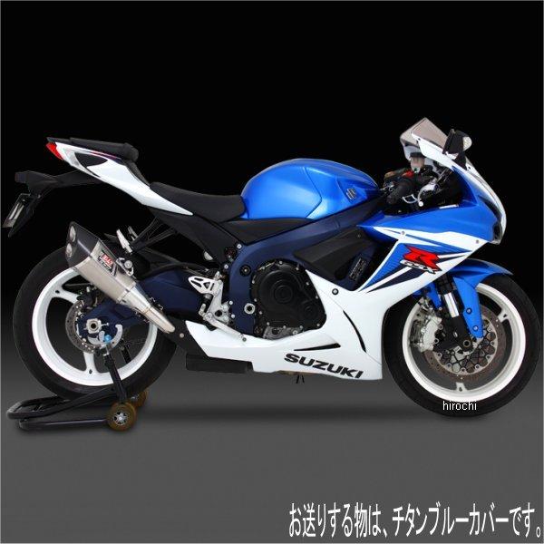 ヨシムラ R-11サイクロン 2エンド EXPORT SPEC スリップオンマフラー 11年-12年 GSX-R600 EU仕様 (STB) 110-571-5580B JP店